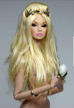 obviously my fave! Barbie I, Vintage Barbie Dolls, Barbie Model, Beautiful Barbie Dolls, Pretty Dolls, Fashion Royalty Dolls, Fashion Dolls, Realistic Barbie, Barbie Hairstyle