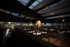 Mestizo restaurant interier
