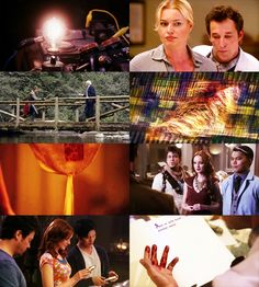 """sanzochan:  The Librarians Appreciation Week:Day 6: One Episode 