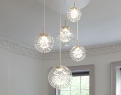 produkte | isabel Hamm LICHT these are awesome.  how about some globes suspended above dining table?
