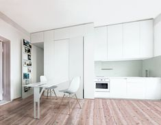 Gallery of T Concept Apartment / Itay Friedman Architects  - 22