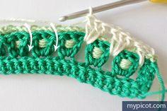 MyPicot | Free crochet patternss ƬⱤღ✿༻
