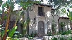 spanish colonial #CourtYard #Landscape #Outdoor ༺༺  ❤ ℭƘ ༻༻