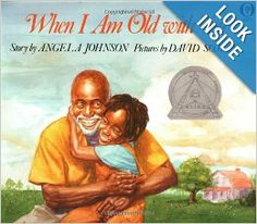 When I Am Old With You (Orchard Paperbacks): Angela Johnson, David Soman: 9780531070352: Amazon.com: Books
