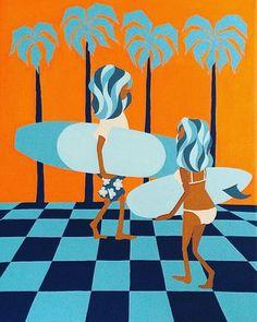 GREENROOM FESTIVAL'16  Leonaさんのブースにて オリジナルアートそしてウッドプリントアートの展示をさせていただきます  コラボアイテムを絵描かせていただいたLeonaさんのルーツには自然やサーフィンを愛し都会の生活も大切にするこだわりのあるライフスタイルを送る大人の女性を一段上へとインスパイアさせるブランドの素敵な空間づくりを絵描いた絵たちと一緒に楽しみたいと思います ウッドプリントアートの展示販売もおこなわせていただきます  Leona http://ift.tt/1Q6UH8a @leona_mutsumi  5月21(土)22日(日) 横浜赤レンガ倉庫 http://greenroom.jp/ @greenroomfestival  是非遊びに来て下さい  #art #artshow #acrylic #surfart #surfer #surfgirl #festival #greenroomfestival #leona by kei_otsuka