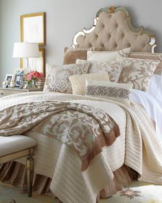 Products Velvet Bedding  oliver bed linens Horchow