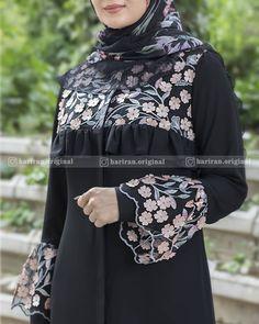 Street Hijab Fashion, Abaya Fashion, Muslim Fashion, Kimono Fashion, Skirt Fashion, Fashion Dresses, Abaya Designs, Iranian Women Fashion, Womens Fashion