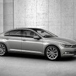 Alle foto's en video's van de nieuwe Volkswagen Passat B8