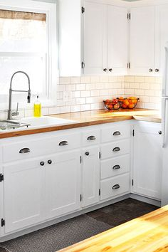 6 Before-and-After Kitchen Cabinets