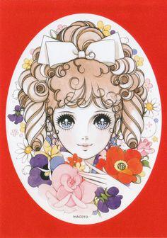 Feh Yes Vintage Manga - Takahashi Macoto Manga Girl, Manga Anime, Anime Art, Betty Boop, History Of Manga, Real Anime, Coloring Book Art, Type Illustration, Manga Characters