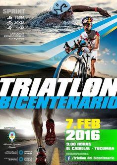 Triatlón Del Bicentenario - Ente Tucumán Turismo