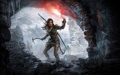 Rise Of The Tomb Raider 2015 Wallpapers · 4K HD Desktop