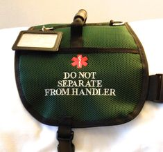 Items similar to Service Dog, Medical Alert, Light Mobility/Balance Vest. Rubber Handle, 2 custom embroidered pockets, ADA card/cardholder clips on. on Etsy Autism Service Dogs, Custom Embroidered Patches, Medication For Dogs, Furry Tails, Dog Weight, Best Dog Training, Guide Dog, Aggressive Dog, Therapy Dogs