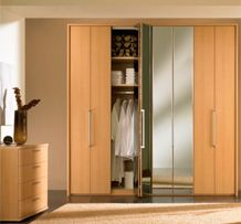 Luxury Folding Wardrobes