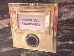 Press for Champagne     Gentleman's Essentials