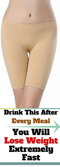 Drink This After Every Meal – You Will Lose Weight Extremely Fast! Read More->