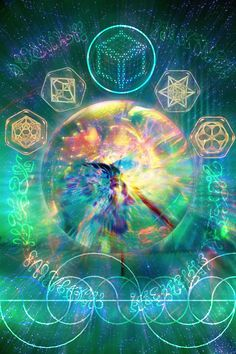 Sacred Geometry | 2012 The Awakening | Page 2