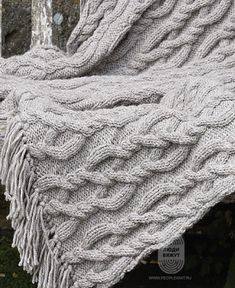 Ravelry: Staggered Cable Throw pattern by Martin Storey Afghan Patterns, Knitting Patterns, Sewing Patterns, Knitted Afghans, Knitted Throws, Manta Crochet, Knit Crochet, Knitting Projects, Sewing Projects