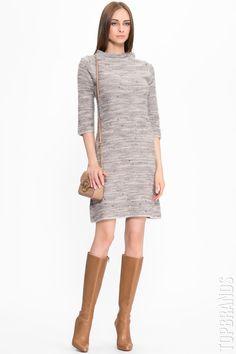 Трикотажное платье Kangra Cashmere 9650 12 за 24800 руб. Интернет магазин брендовой одежды премиум-класса онлайн бутик - Topbrands.ru
