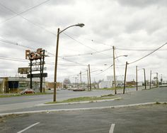 new topographics: Stephen Shore (Uncommon Places) U. Union, New Jersey, April 1974 Stephen Shore, Cindy Sherman, Color Photography, Street Photography, 1970s Photography, Travel Photography, New Topographics, William Eggleston, Southern Gothic