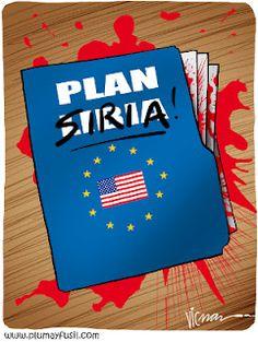 Planos Imperialistas/Sionistas