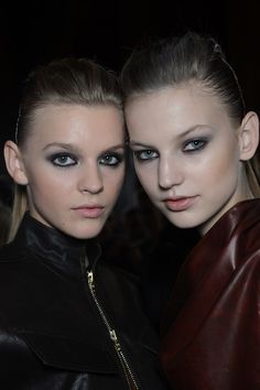 NARS Roland Mouret SS13 beauty look - lo res