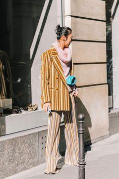 Street Style #PFW / Día 5 / 1 de octubre de 2017