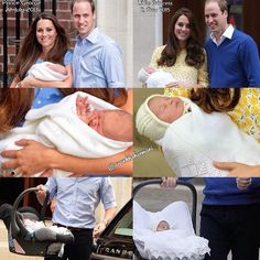 22 July 2013 | 2 May 2015 Introducing Her Royal Highness Charlotte Elizabeth Diana Princess of Cambridge!!!!! Thrilled -Stac