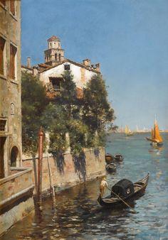 Martín Rico - Venecia