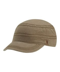 a3852359b6 Life is Good® Java Brown Ripstop Cadet Cap - Women