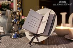 Deconatka: Wedding menu , wedding decor, pletter menu