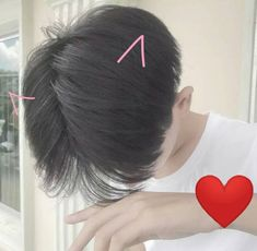 Korean Boys Ulzzang, Ulzzang Couple, Ulzzang Boy, Korean Girl, Cute Asian Guys, Cute Korean Boys, Beautiful Boys, Pretty Boys, Pelo Ulzzang