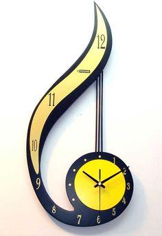 22 Best Unique Home Clock Ideas For Amazing Wall Decoration Unusual Clocks, Cool Clocks, Clock Decor, Wall Decor, Home Clock, Buy Pictures, Modern Clock, Wall Clock Design, Grandfather Clock