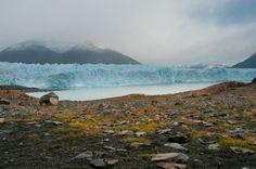 A encantadora geleira Perito Moreno, em El Calafate, foi declarada Patrimônio Natural da Humanidade pela Unesco #Argentina #Patagônia