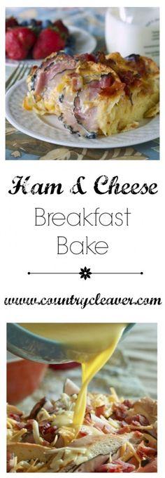 Ham and Cheese Break