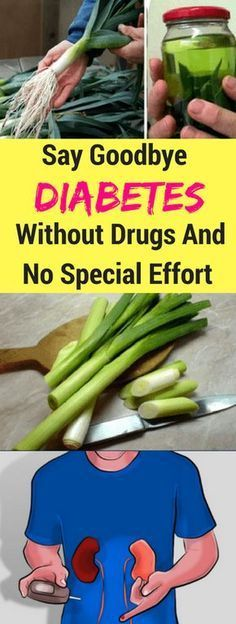 Say Goodbye Diabetes Without Drugs And No Special Effort