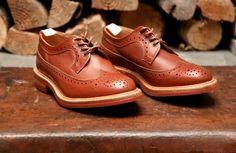 end-hunting-co-trickers-two-tone-brogues-long-wing-fw-2011-4  End Hunting Co x Trickers Two Tone Brogues