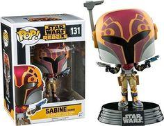 New Sabine Star Wars Rebels POP! Apparently to be a US Walgreens exclusive. OZ/UK-non exclusive. #starwars #starwarsrebels #funko #funkopop #popvinyl #toys #toystagram #mandalorian #FLYGUY #FLYGUYtoys #googleplus