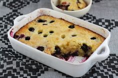 Blueberry, coconut, and lime bake - CSMonitor.com