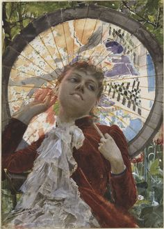Artimañas: ANDERS ZORN - Acuarelista sueco - Watercolors