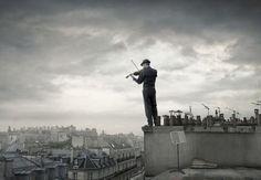 Over Paris, por John Fulton