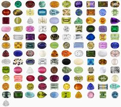 Gemstones and their meaning A lot of people are skeptical about the healing powers and mystical powers of gem stones and crystals. Tanzanite Gemstone, Ruby Gemstone, Tumbled Stones, Sapphire Jewelry, Rough Diamond, Rocks And Gems, Green Stone, Color Stone, Semi Precious Gemstones