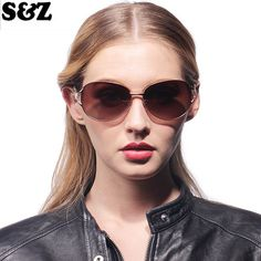>> Click to Buy << Free Shipping Large Size Frame Oval Mirrored Polarized Sunglasses Women High Quality Purple Color Female Polarized Sunglasses  #Affiliate