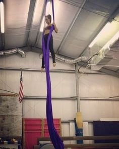 "292 Likes, 13 Comments - Kelsey Poitras (@kp_aerialist) on Instagram: ""Have to smooth this one out. So much to do lately  #aerialsilks #busybee #aerialist…"""