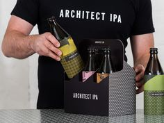 Architect IPA by Graphical House. #craft #beer #architecture