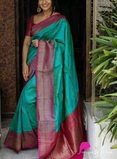 Silk Anarkali Suits, Pure Georgette Sarees, Chanderi Silk Saree, Lehenga Saree Design, Pattu Saree Blouse Designs, Latest Silk Sarees, South Silk Sarees, Silk Sarees Online Shopping, Bridal Silk Saree