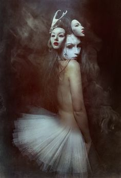"erospainter:    ""We understand how dangerous a mask can be. We all become what we pretend to be."" ― Patrick Rothfuss, The Name of the Wind"