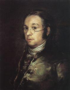 Francisco Goya · Autoritratto · 1797 · Museo Goya · Castres