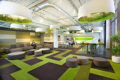 Contemporary Office Interior Design                                                                                                                                                     More