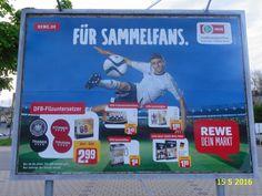 847. - Plakat in Stockach. / 15.05.2016./